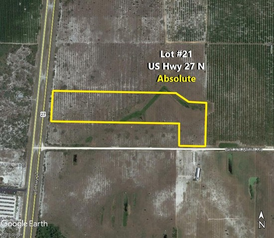 16.18± acres- Absolute!