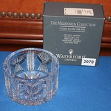 Waterford Millennium Bottle Coaster