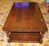 Oak Coffee Table from England