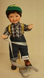 Ashton Drake Duct Tape porcelin doll