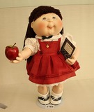 Danbury Mint Jennifer Sue Porcelain Cabbage Patch doll