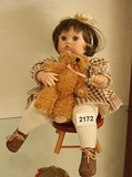 Danbury Mint Kimmie Doll