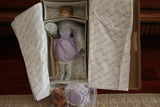 Danbury Mint Goldilocks porcelin doll
