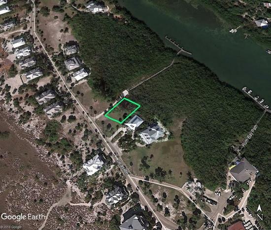 Palm Island Florida Waterview Homesite