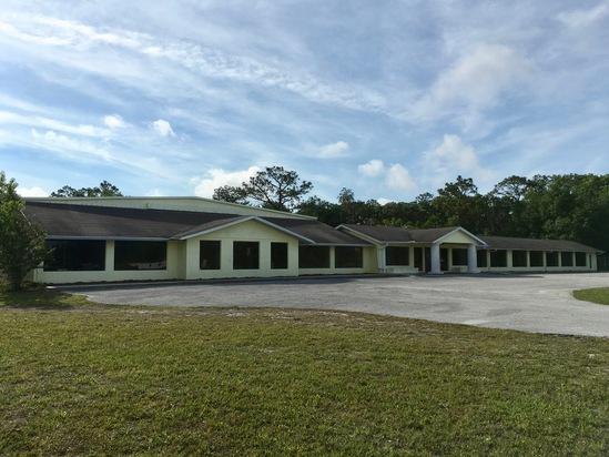 14,890± SF Multi-Use Building Homosassa, FL