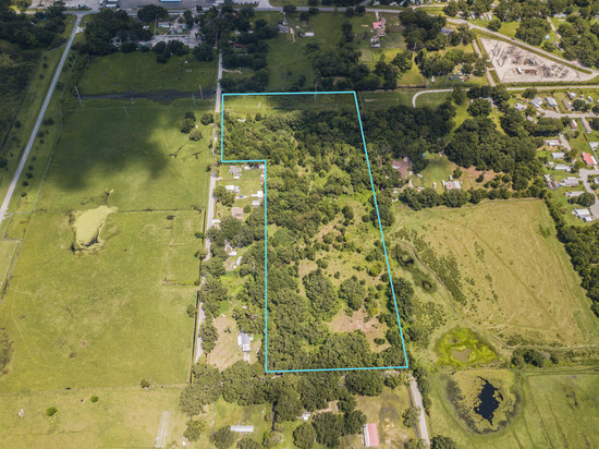 15± acre residential development tract in Southwest Lakeland