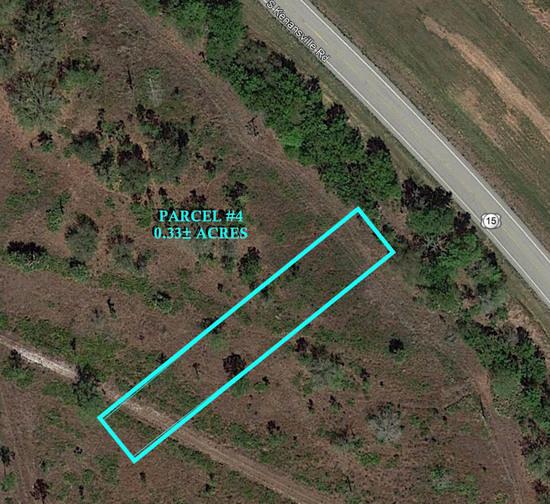 .33 Acres, S. Kenansville Road, Okeechobee, FL  34972