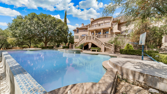 4 Bedroom, 5 Bath Resort Style Home, San Antonio, TX