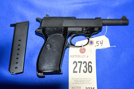 Walther P1 9mm
