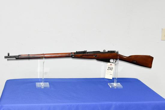 Mosin Nagant, M91-30-ATI, 762x54