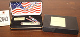 Case XX Collector Series Ltd Edition Knife, American Pride