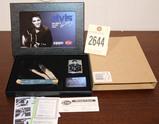 Case XX Elvis/Zippo Collector Knife Set