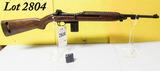 M-1, Carbine, 30 cal