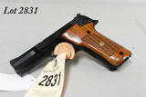 Smith & Wesson, 422, 22 cal