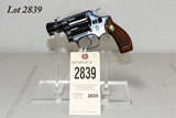 Smith & Wesson, 38 spec