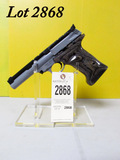 Smith & Wesson, 22S-1, 22 cal