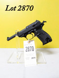 Walther, P38, 9 MM