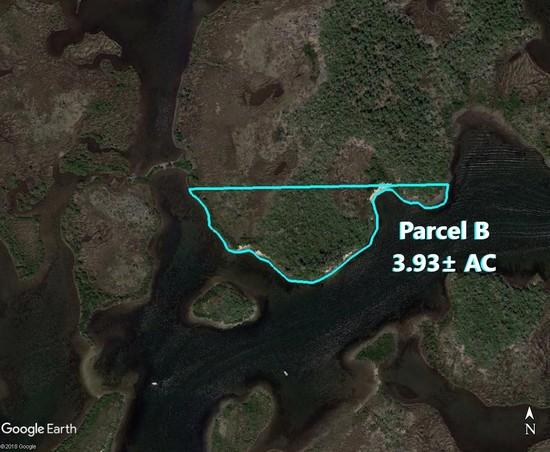Citrus County Islands Parcel B, 3.93± acres