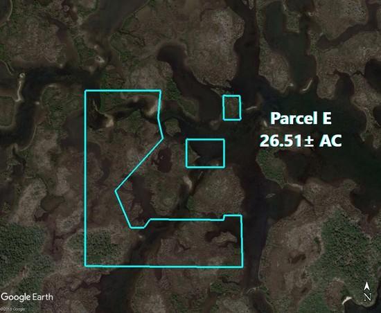 Citrus County Islands Parcel E, 26.51± acres