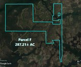 Citrus County Islands Parcel F, 287.21± acres