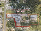 104,000± sq ft of warehouse buildings located on 19.44± acres