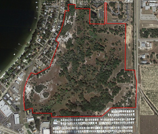 135± Acres Of Development Land, Sebring, FL