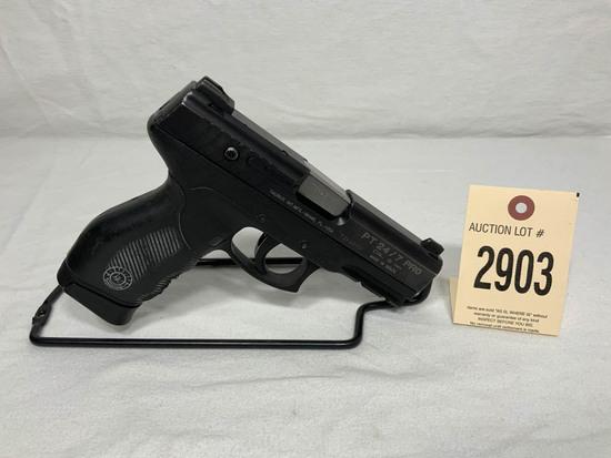 Taurus 9MM Pistol