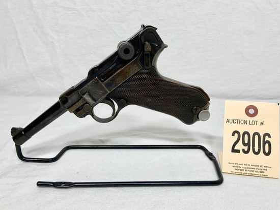 German Luger P08 Pistol
