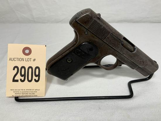 Colt 1903 Pistol