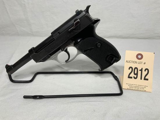 Manurhin P1 Pistol