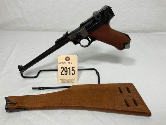 Artillery Luger Pistol