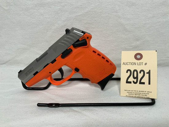 SCCY CPX1 Pistol