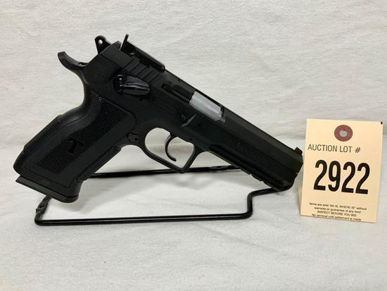 EAA Witness Match Pistol
