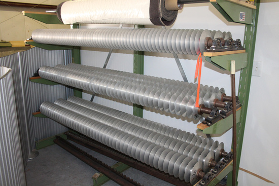 Feed rollers