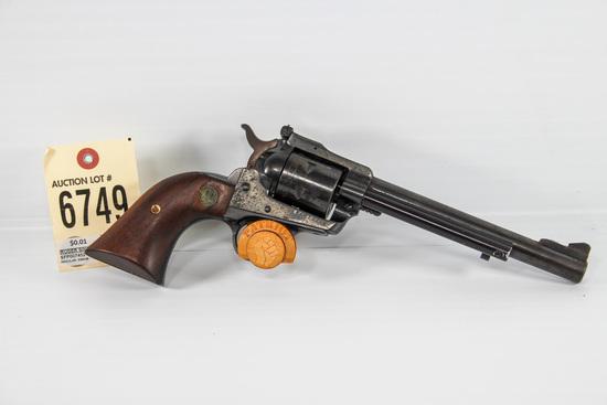 Ruger Single 6 .22 revolver