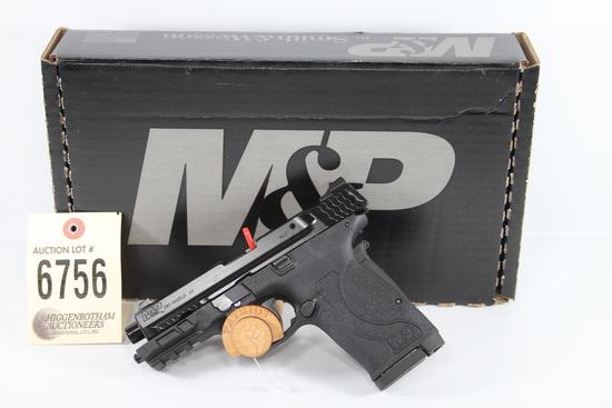 Smith & Wesson M&P Shield EZ .380 pistol