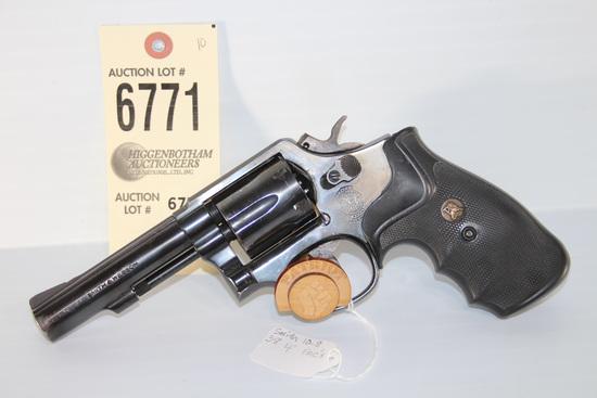 Smith & Wesson, .38 Revolver