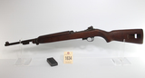 U.S. M1 Carbine Rifle .30 M1 cal.