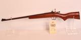 Cricket .22 cal Rifle