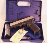 Smith & Wesson Model 9V 9MM Pistol