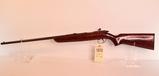 Remington Target Master .22 cal Rifle