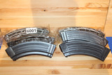 Magazine Lot  Qty. 6, 30 Rd Mags