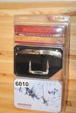 08 Winchester 2 pc. Pocket Knife Collectors Set-Bone