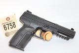 FNH 5.7 x 28 pistol