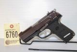 Ruger Model P95 9MM pistol