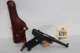 Ruger RST-4, .22LR, pistol