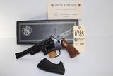 Smith & Wesson. .357 Rem Mag, Revolver