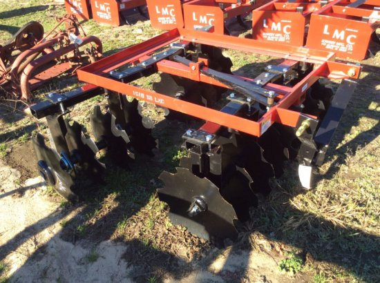 LMC 1618 DISC HARROW |     Auctions Online | Proxibid