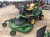 "JD 1445 MOWER - 4WD - DIESEL - 72"" CUT"
