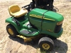 JD LT133 RIDING MOWER
